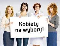 Kobiety na wybory!